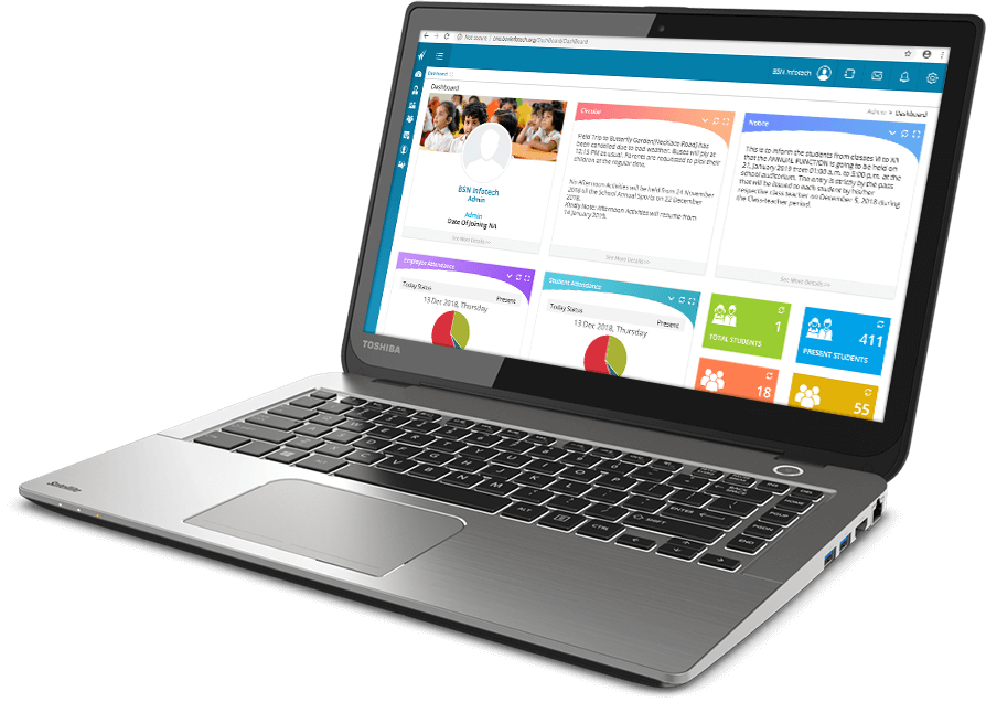 VidyaWell - School Management ERP