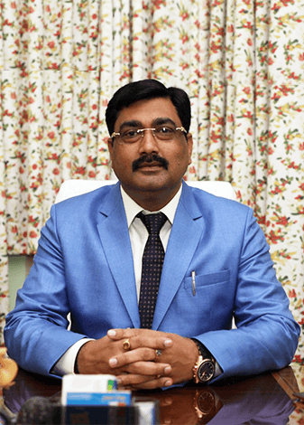 Rakesh Kumar Tripathi Chairman Managing Director (Human Resource & Personnel)