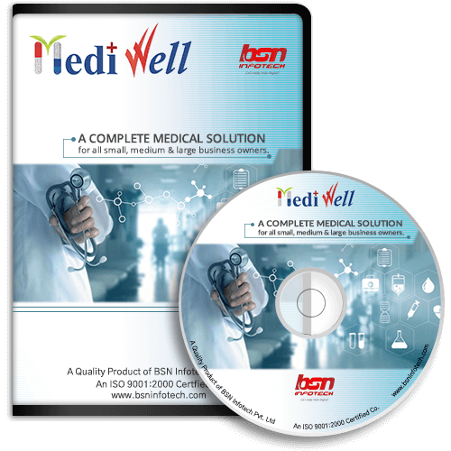Medi-Well : Best Hospital Management Software India