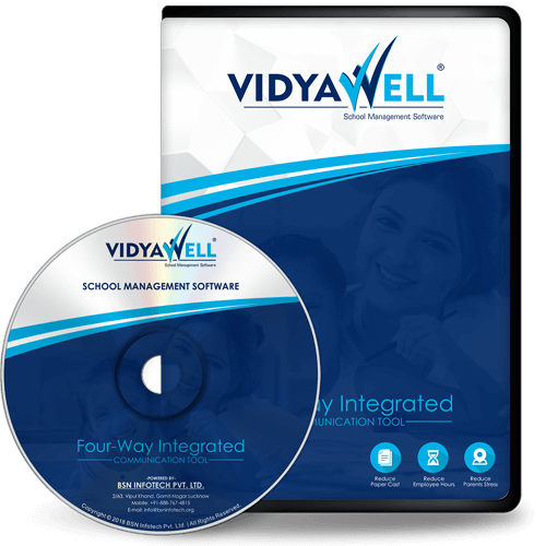 Vidya-Well : Best School Management Software India